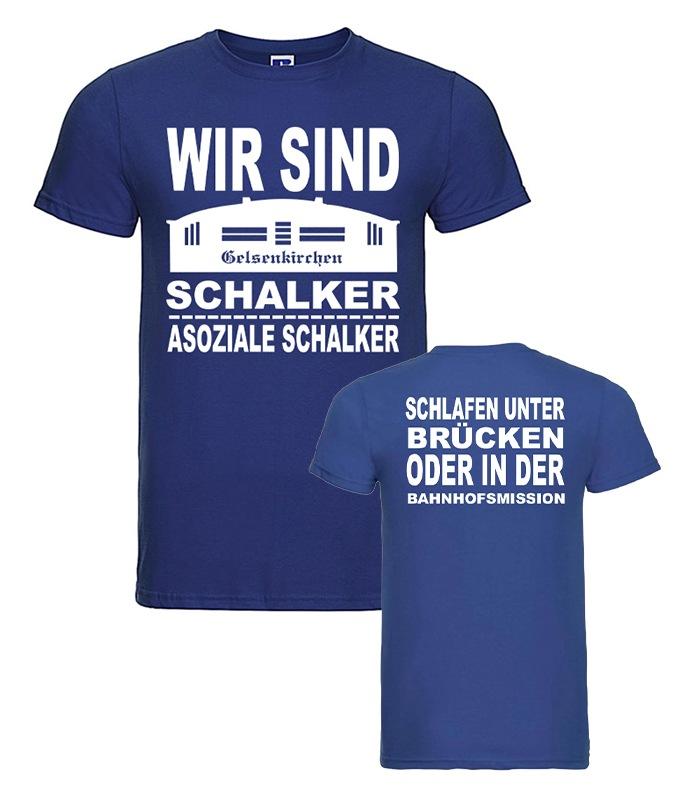 Wir Sind Schalker Asoziale Schalker Text