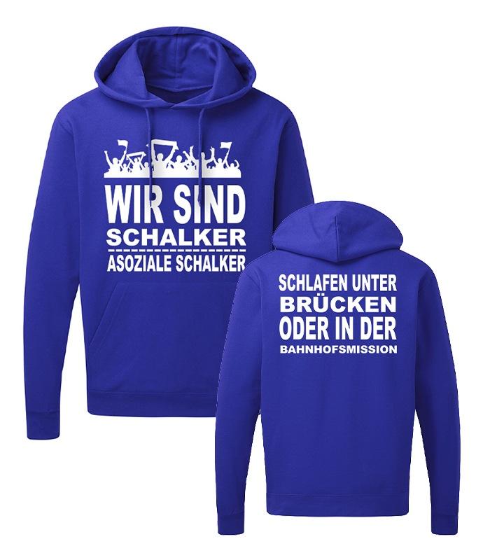 Asoziale Schalker